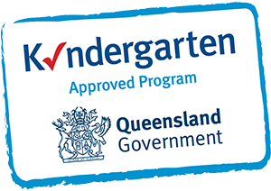 Kindergarten Approved Program logo